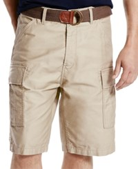 Levi's Men's Fort Relaxed Fit True Chino Cargo Shorts