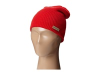Oakley Avenue Classic Beanie Red Line Beanies