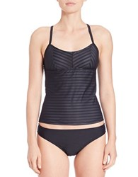 Adidas Beach Adi Tankini Top Black