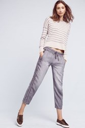 Anthropologie Moonstone Faded Joggers Grey