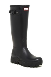 Hunter Tall Snow Boot Black