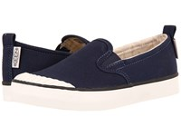 Keen Elsa Slip On Dress Blues Women's Slip On Shoes Navy