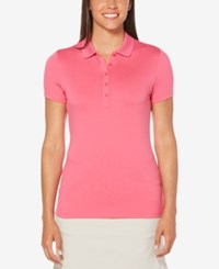 Callaway Golf Polo Dark Pink