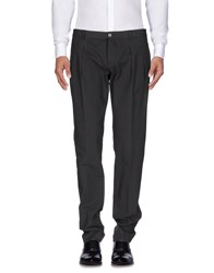 Mangano Casual Pants Steel Grey