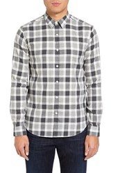 Theory Men's Zack Ps Trim Fit Check Sport Shirt