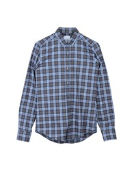 Agho Shirts Dark Blue