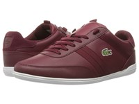 Lacoste Giron 416 1 Dark Red Men's Shoes
