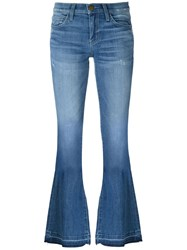 Current Elliott 'The Low Bell' Jeans Blue