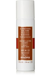 Sisley Paris Super Soin Solaire Milky Body Mist Sun Care Spf30 Colorless