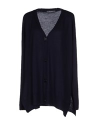 Bp Studio Knitwear Cardigans Women Dark Blue