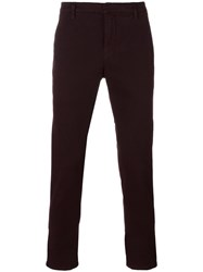 Dondup Stretch Skinny Jeans Red