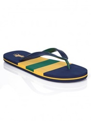 Polo Ralph Lauren Navy Whitlebury Flip Flop Sandals