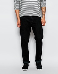 New Look Black Straight Fit Jeans