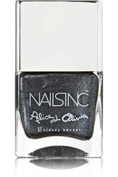Nails Inc Alice Olivia Nail Polish Black Diamond