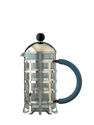 Alessi Mgpf 8 Press Coffee Maker Or Infuser Silver