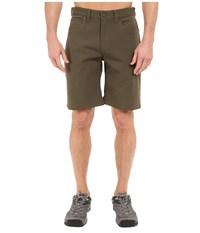 Mountain Hardwear Piero Utility Shorts Peatmoss Men's Shorts Green