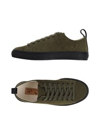 Buddy Sneakers Military Green