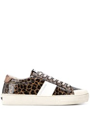Moa Master Of Arts Animal Print Low Top Sneakers 60