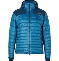 Phenix Snow Force Quilted Mid Layer Ski Jacket Blue