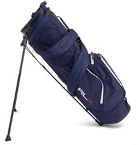 Rlx Ralph Lauren Ripstop Golf Bag Navy