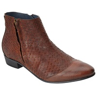 Alice By Temperley Somerset By Alice Temperley Puxton Leather Ankle Boots Tan