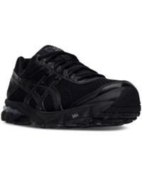 Asics Women's Gt 1000 4 Running Sneakers From Finish Line Black Onyx Black
