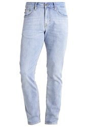 Joop Mitch Straight Leg Jeans Light Blue Dark Blue