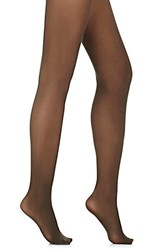 Fogal Women's Semi Opaque Tights Dark Grey Light Grey