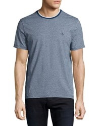 Original Penguin Jaspe Short Sleeve Tee Blue
