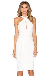De Lacy Raquel Dress White