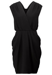 Y.A.S Yas Yasamber Cocktail Dress Party Dress Black