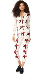 Perfect Moment Star Ii Suit Star Print