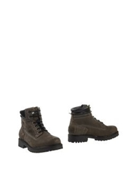 Wrangler Ankle Boots Lead
