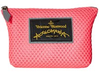 Vivienne Westwood Charms Make Up Bag Fuchsia