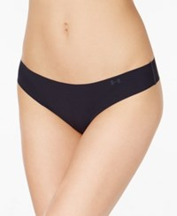 Under Armour Pure Stretch Sheer Thong Black