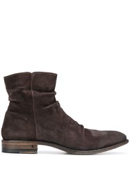 John Varvatos Morrison Boots Brown