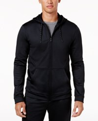 Ideology Id Men's Performance Zip Hoodie Created For Macy's Deep Black