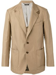 Tom Ford Two Button Blazer Brown