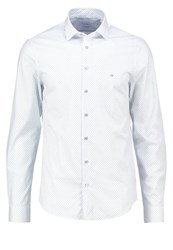 Ck Calvin Klein Bari Slim Fit Shirt Blue Light Blue