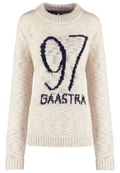 Gaastra Anitra Jumper Driftwood Off White