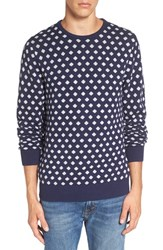 Men's 1901 Polka Dot Crewneck Sweater