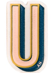 Anya Hindmarch 'U' Sticker Multicolour