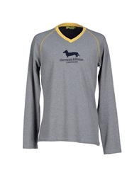 Harmont And Blaine Undershirts Grey