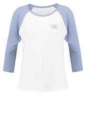 Vans Authentic Long Sleeved Top White