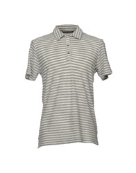Private Lives Polo Shirts Grey