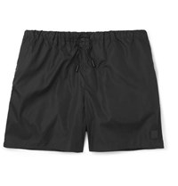 Acne Studios Perry Mid Length Swim Shorts Black