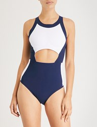 Lndr Ariel Swimsuit Navy