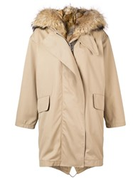 Each X Other Oversize Hooded Parka Neutrals