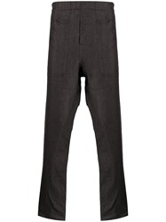 Ann Demeulemeester Pull On Straight Leg Trousers 60