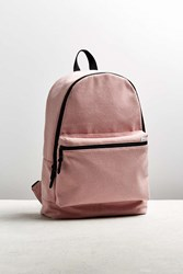 Urban Outfitters Uo Melton Wool Backpack Rose